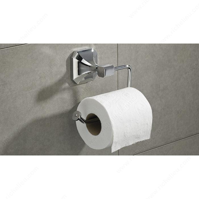 Soporte para papel higi nico colecci n riviera for Accesorios bano papel higienico