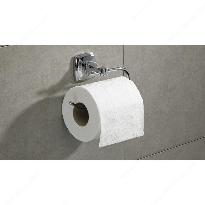 Soporte para papel higi nico colecci n paramount for Accesorios bano papel higienico