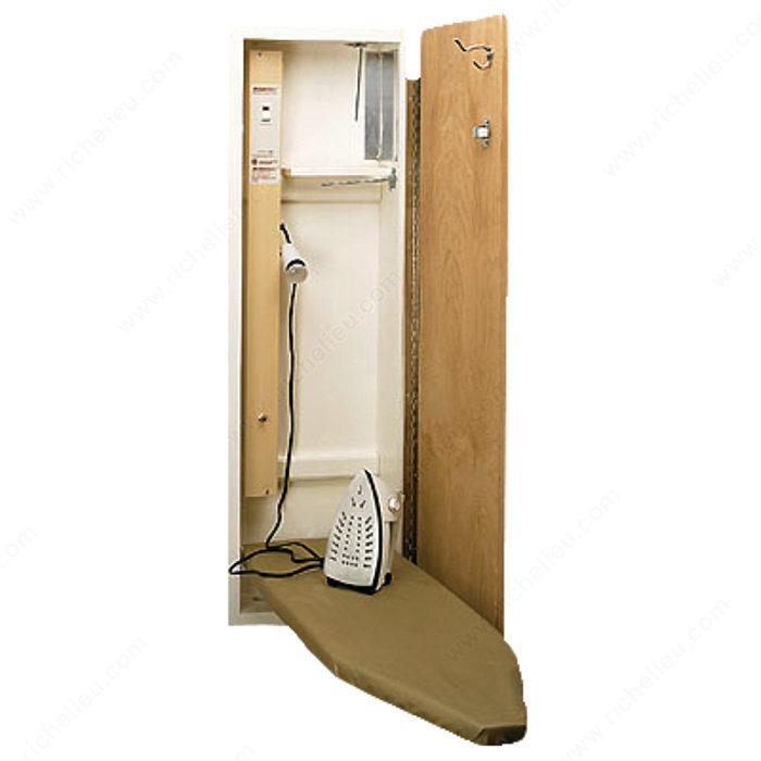 planche repasser encastrable non lectrique quincaillerie richelieu. Black Bedroom Furniture Sets. Home Design Ideas