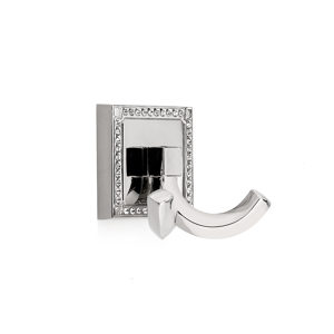 Transitional Metal and Crystal Hook - 7802