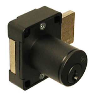 "Deadbolt Door Cabinet Lock 2.22 cm (7/8"") or 2.49 cm (1-3/8"")"