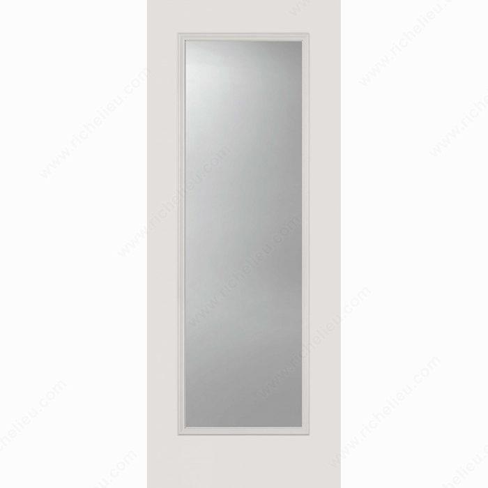 Clear glass insert richelieu hardware - Odl glass door inserts ...