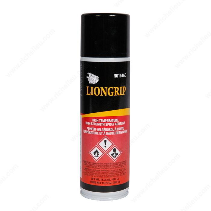 Msds Polyurethane Foam Panels : High temperature strength adhesive spray liongrip