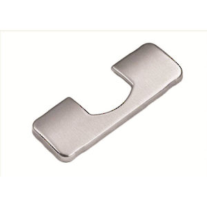 Curved hinge cup cover metal  for RCS hinges