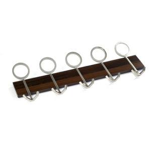 Contemporary Hook Rack - 1334