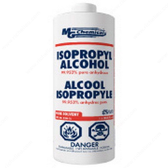 Alcool isopropylique 99 quincaillerie richelieu - Alcool a friction ou acheter ...