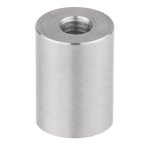 "3/4"" Diameter Solid Metal Standoff Base"