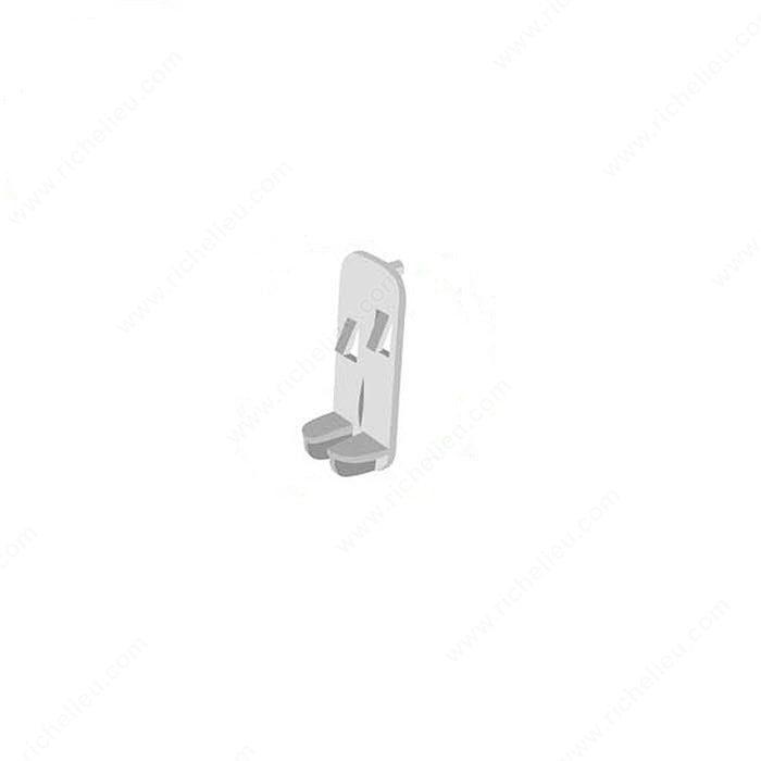twin pin lock down shelf pin richelieu hardware. Black Bedroom Furniture Sets. Home Design Ideas