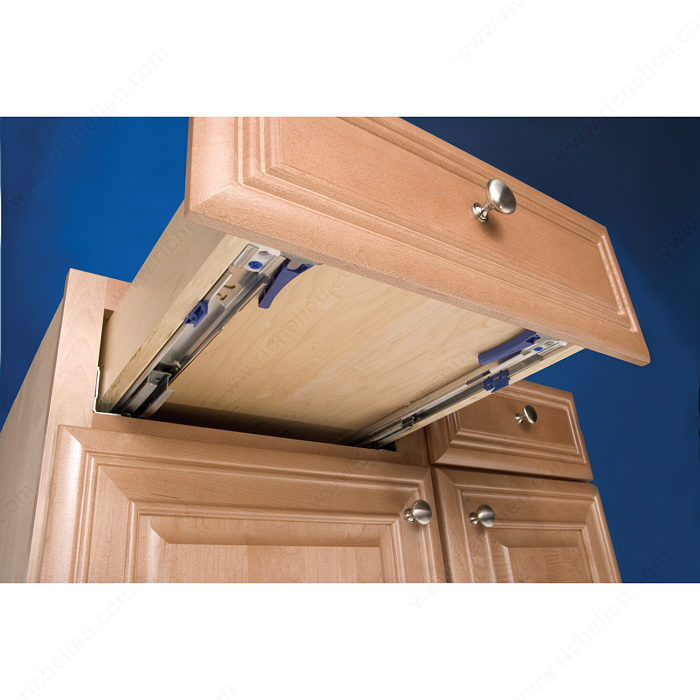 Eclipse 3132sc Full Extension Concealed Undermount Slide