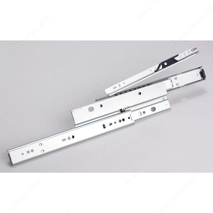 Hinged Drawer Slides : Accuride series drawer slide richelieu hardware