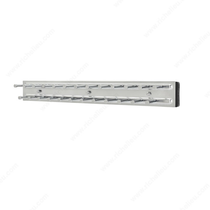 Side-Mount Tie Rack-1
