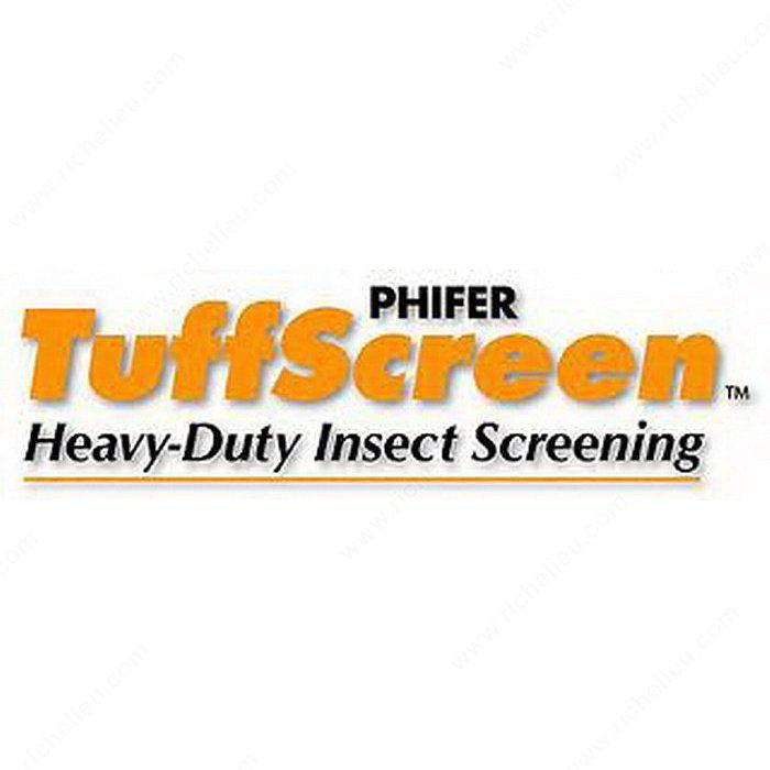 Phifer Tuffscreen 174 Mesh Richelieu Hardware
