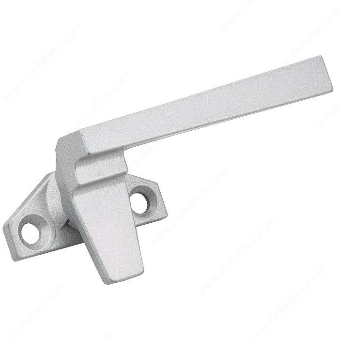 Manija de bloqueo para ventana abatible richelieu hardware for Bloque porte castorama