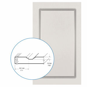 Thermofoil PVC Door: Series: 32 | Model: Standard