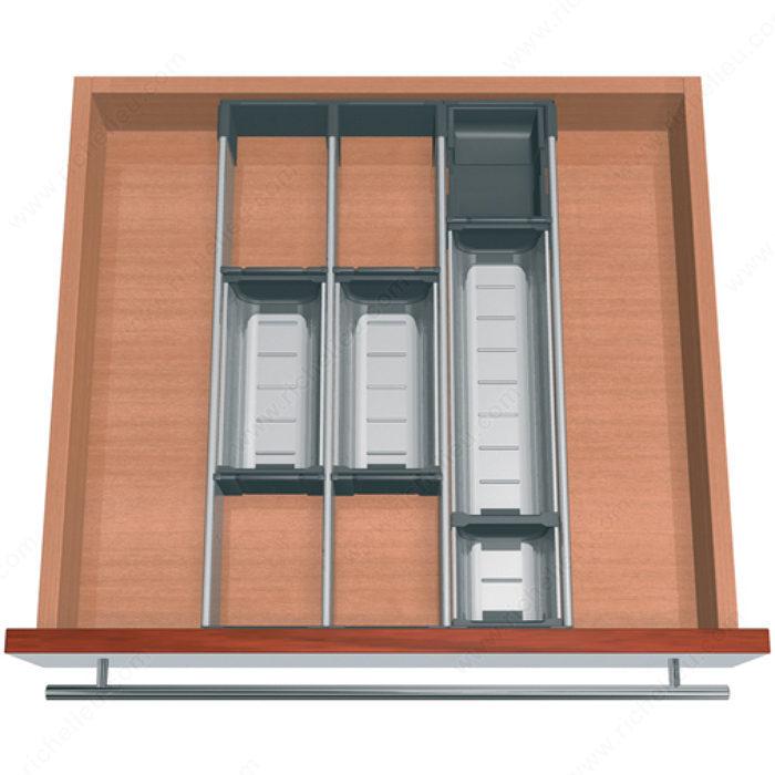 ensemble modulable orgaline pour petits accessoires pour. Black Bedroom Furniture Sets. Home Design Ideas