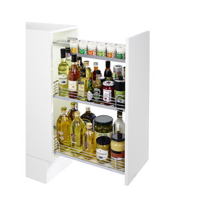 Comfort II Pull-Out Frame - 23 5/8 in (600 mm) Height