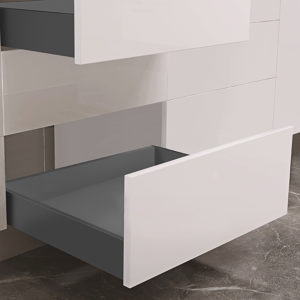 OPTIMIZ-R 89 mm Set for Standard Drawers