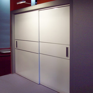 DN 50 Clip Bypassing Sliding Door System