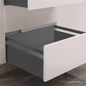 OPTIMIZ-R Set for Drawers with Gallery Rails - 185 mm