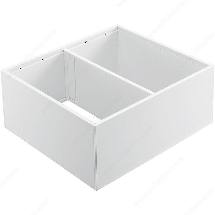 cadre de tiroir profond quincaillerie richelieu. Black Bedroom Furniture Sets. Home Design Ideas