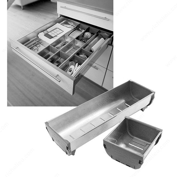 range couverts et casier ustensile pour tiroir en bois quincaillerie richelieu. Black Bedroom Furniture Sets. Home Design Ideas