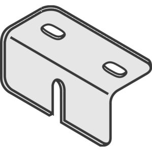 Drawer Front Support Brackets