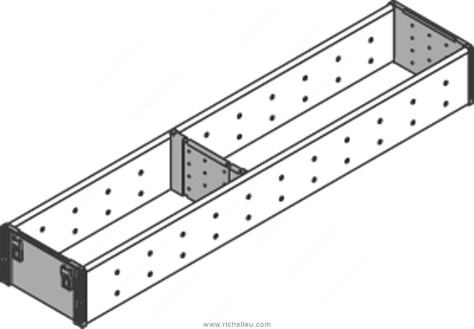 Cutlery Divider for Drawers