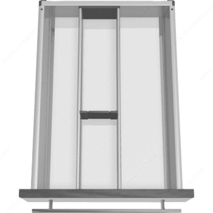 Range Couverts Pour Tiroir ~ Design dintérieur et idées de meubles -> Tiroir Plastique Maroc