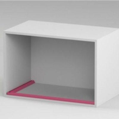 ensemble de porte tambour m tallique horizontale fait sur. Black Bedroom Furniture Sets. Home Design Ideas