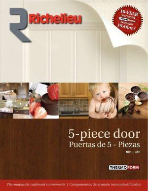 5 Piece Door