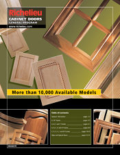 Wood Cabinet Doors