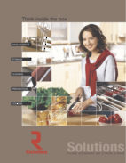 Solutions - Kitchen Accessories and Storage Systems