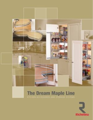 The Dream Maple Line - Accessories and Storage