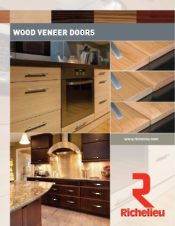 Wood Veneer Doors