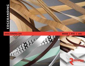 Edgebanding - #000 Paintable - Richelieu Hardware