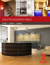 Sculpted Decorative Panels