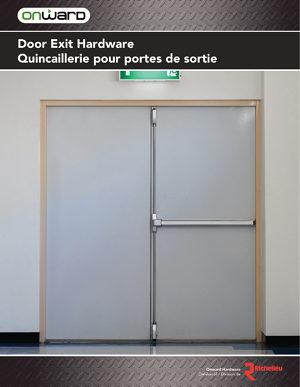 Quincaillerie de porte résidentielle et commerciale - Quincaillerie ...