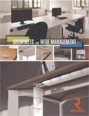 Grommets and Wire Management