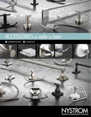 Accessoires de salle de bain quincaillerie richelieu - Cedeo accessoires salle de bain ...