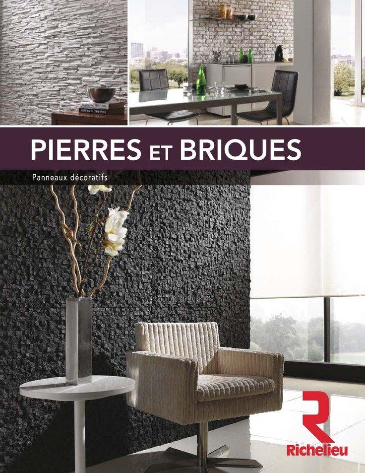 catalogue pierres et briques d coratives page 1. Black Bedroom Furniture Sets. Home Design Ideas