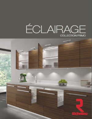 Éclairage - Collection Primo DEL