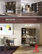 EKU-CLIPO - Sliding door systems