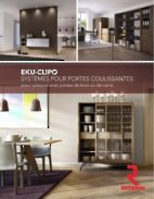 EKU-CLIPO - syst�mes pour portes coulissantes
