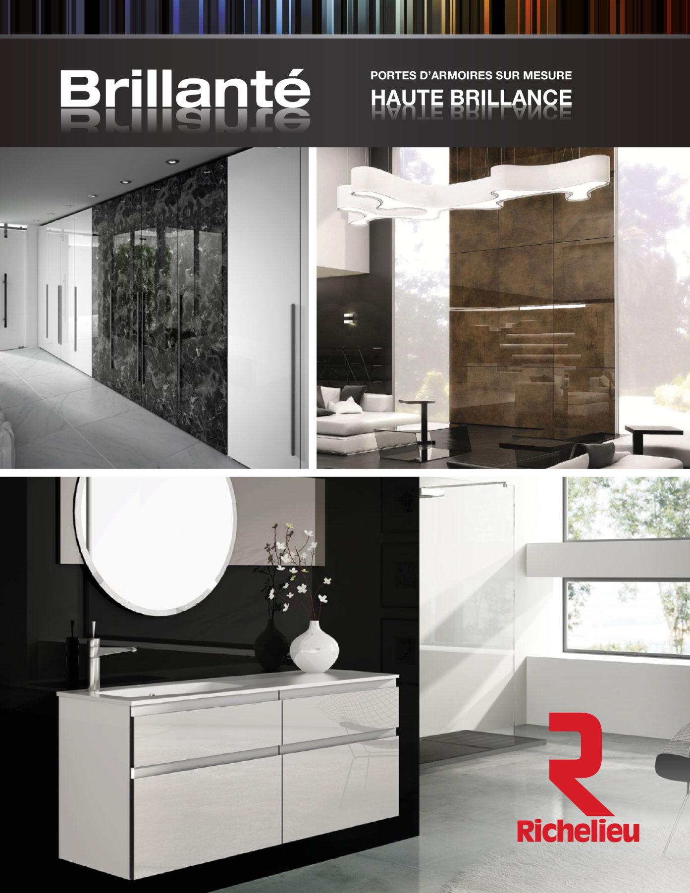 librairie des catalogues richelieu brillant portes d 39 armoires sur mesure page 1. Black Bedroom Furniture Sets. Home Design Ideas