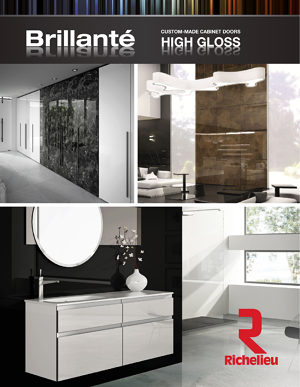 Brillanté High Gloss Doors and Components