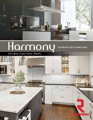 Harmony Custom-Built Cabinet Doors