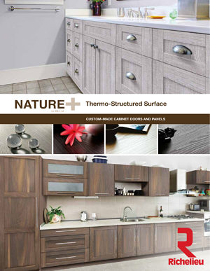 Nature Plus Custom-made Cabinet Doors