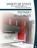 Polymer/3D - Custom-made Cabinet Doors
