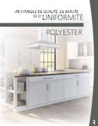 Portes d'armoires - Polyester