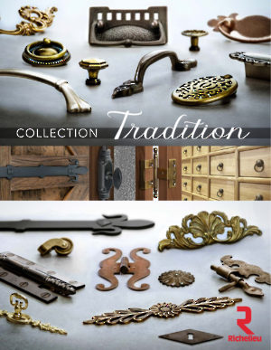 Collection Tradition Catalog (Web exclusive)